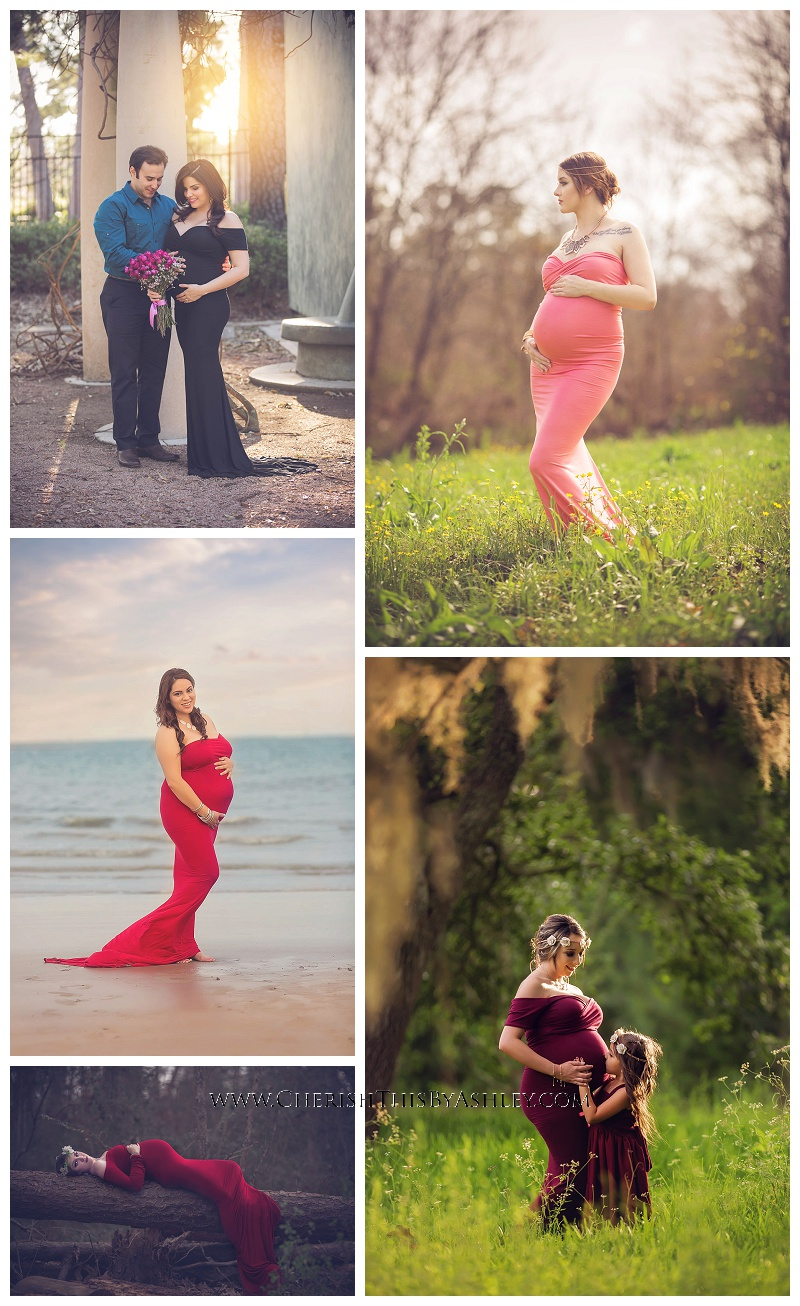 Maternity Gowns Galore! | Houston, TX Maternity Bump to Baby ...