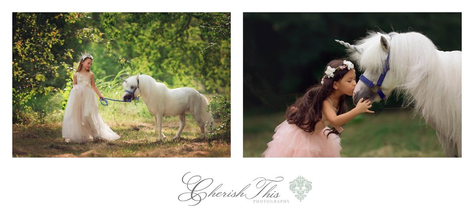 Houston Family Photographer | Unicorn sessions | Cherish This Photography | www.cherishthisbyashley.com