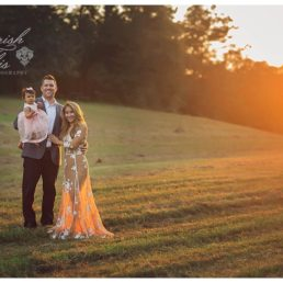Friendswood Family Sunset Photography