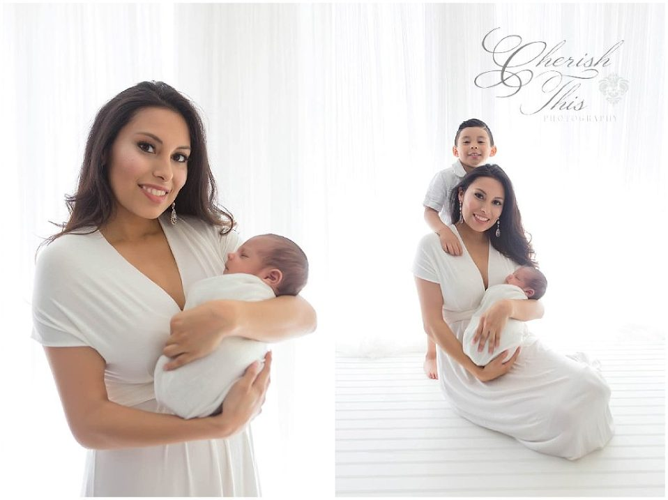 Houston Newborn Fine Art Portrait Photographer