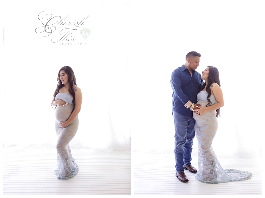 Kemah Maternity Photographer