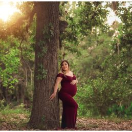 Houston Studio and Outdoor Maternity Photographer