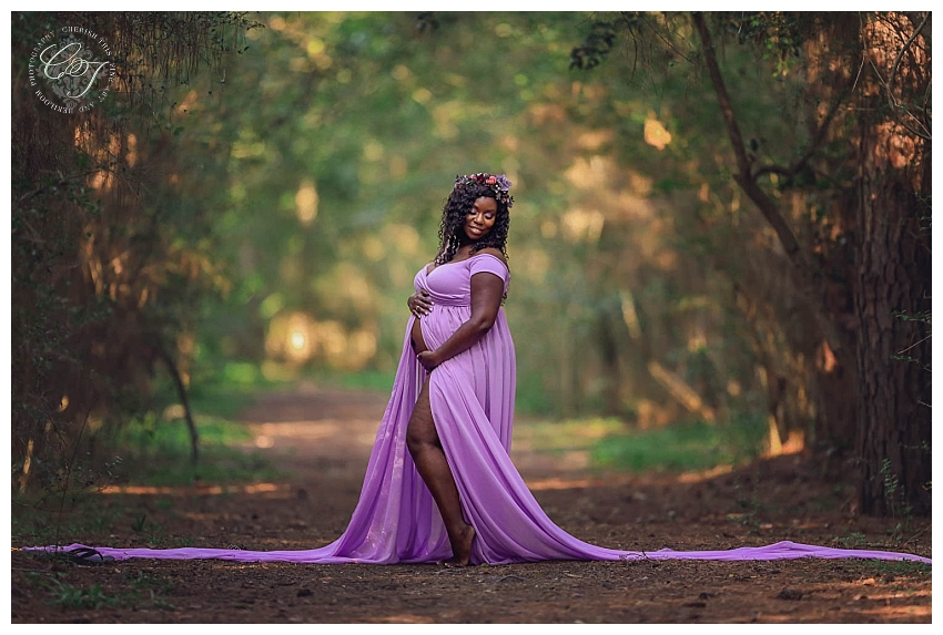 Houston Fine Art Maternity Photographer