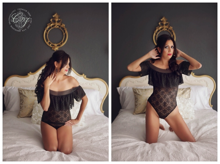 Houston Classic Boudoir Photography
